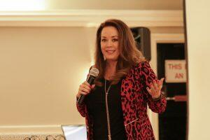 Sandra Yancey, founder of eWomen Network