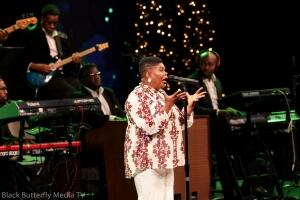 Maranda Curtis at A Worship Christmas 2017