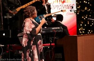 Tracy Bethea at A Worship Christmas.