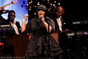 Michelle La'Vette Prather at A Worship Christmas