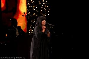 Ce Ce Winans at 95.7 Hallelujah FM Worship Christmas