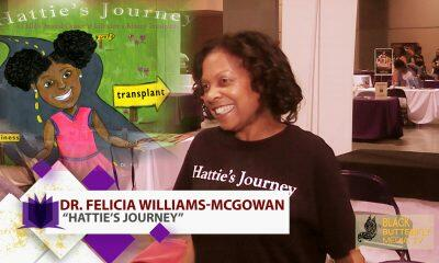 Pictured: Author Dr. Felicia Williams-McGowan